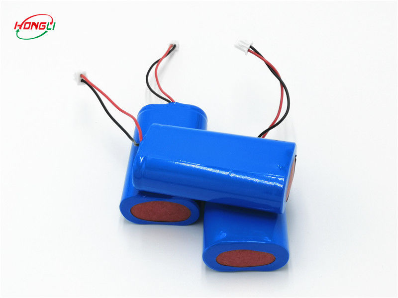 Remote Control Car Lithium Ion Battery , 7V 2s1p 2400mAh Convenient Operation